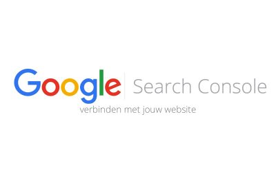 Website koppelen aan Google Search Console