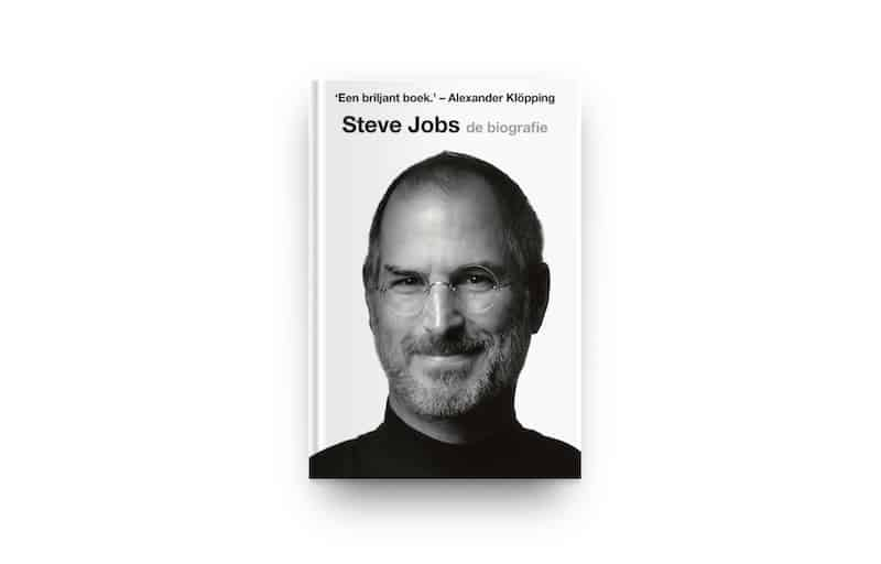 Steve Jobs Boek cover