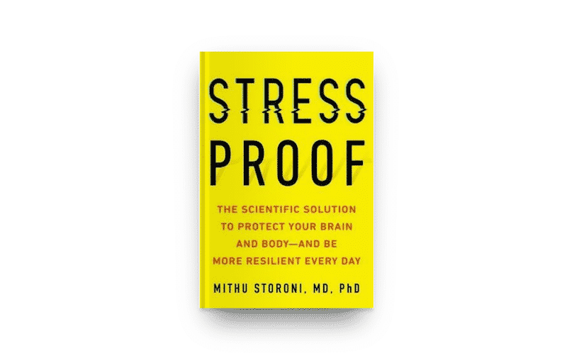 Stress Proof Bookcover
