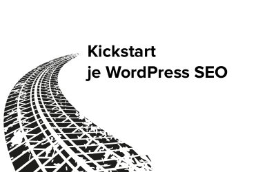 Kickstart je WordPress SEO